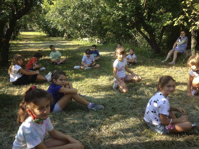Learning English through outdoor activities  - Montorio